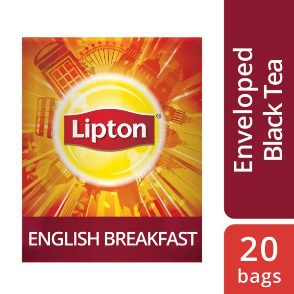 Lipton - English Breakfast