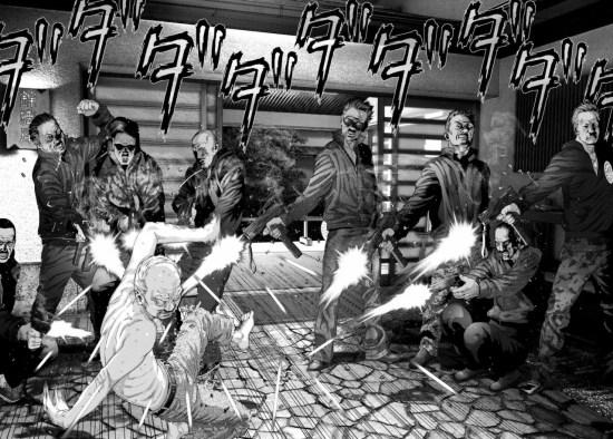 """Résultat de recherche d'images pour """"last hero inuyashiki 3"""""""