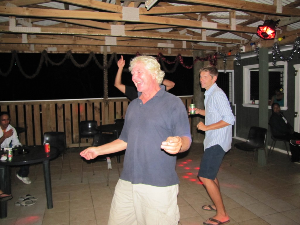Nighclubbing in Niue 2