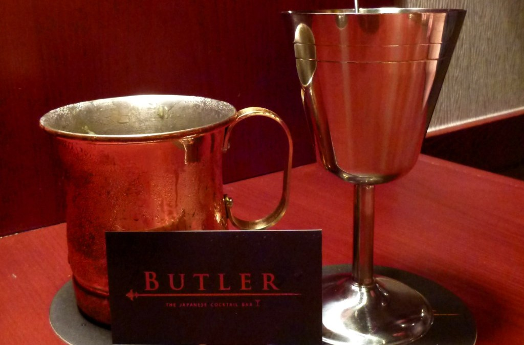 Butler: My favorite cocktail bar in Hong Kong