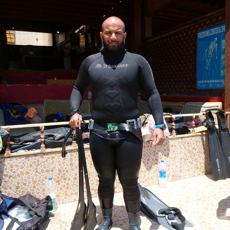 Freedive Dahab 1