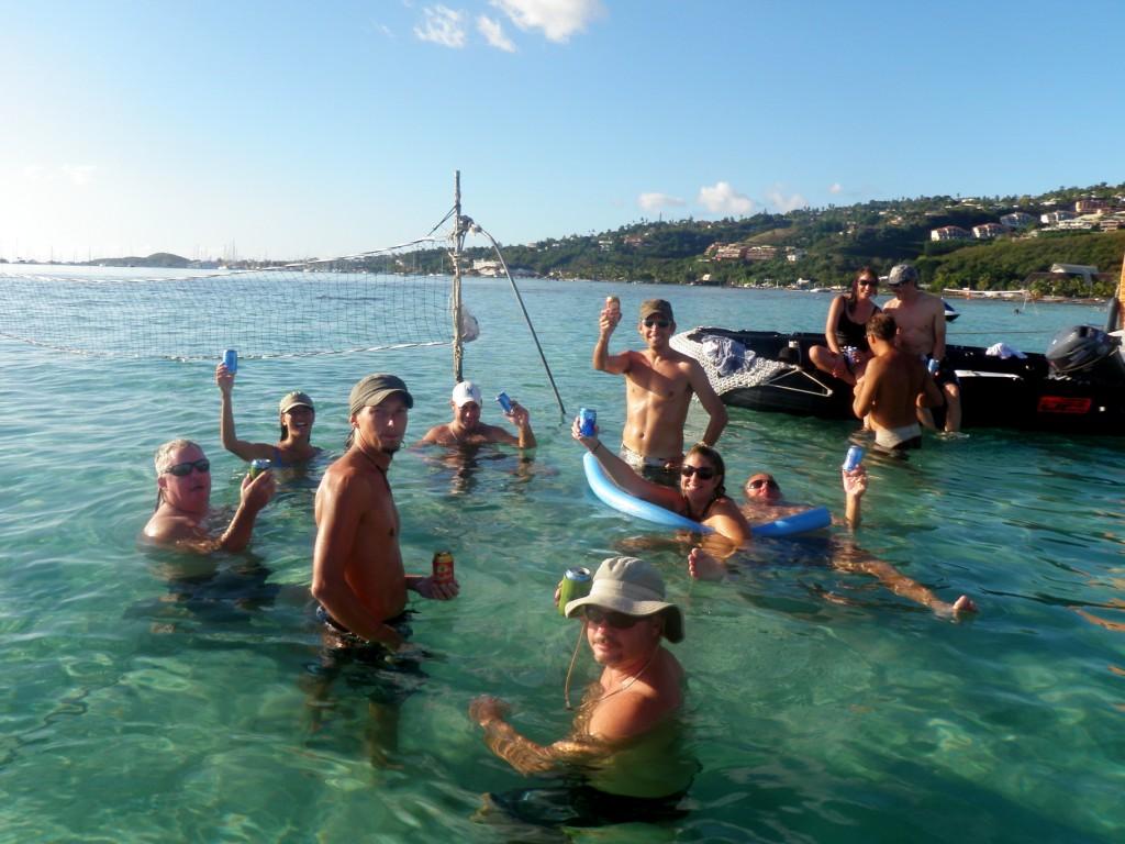 Tahiti Sandbar 3