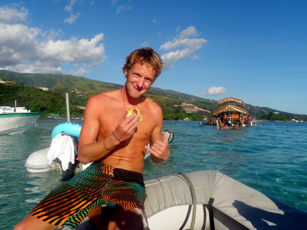 Tahiti Sandbar 4