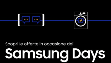 Photo of Iniziano i Samsung Days su Amazon. Una settimana di sconti speciali