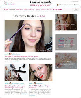 blog beauté sélection une presse subleem hellocoton inspilia focus beauté