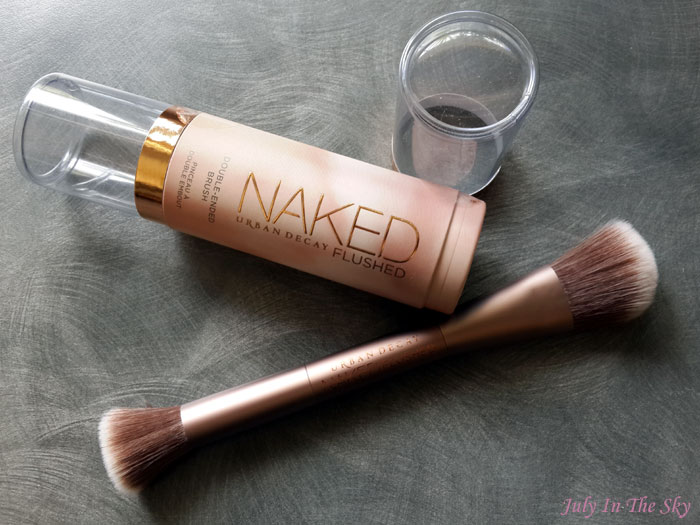 blog beauté haul sephora pinceau naked urban decay avis