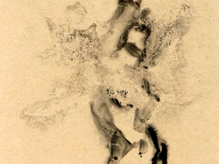 Ma passion pour le dessin et la peinture : Nue féminin au lavis