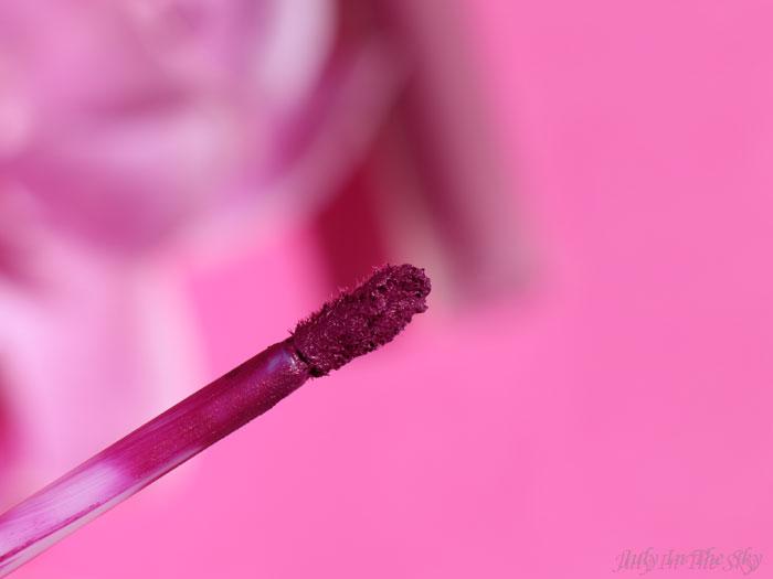blog beauté matte lipstick dose of colors berry me 2 swatch avis test