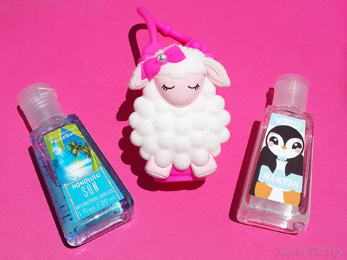 blog beauté avis test v-inc bath & body works weebez