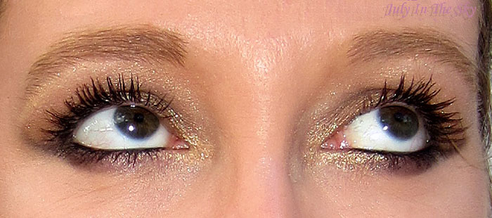 blog beauté mascara hypersensitive dado sens avis test swatch smoky extravagant make up for ever