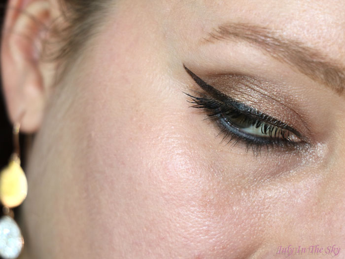 blog beauté naked smoky urban decay revue test avis make-up of the day