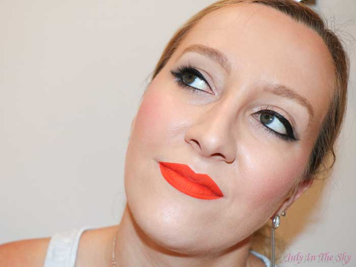 blog beauté kat von d everlasting liquid lipstick avis test swatch a-go-go