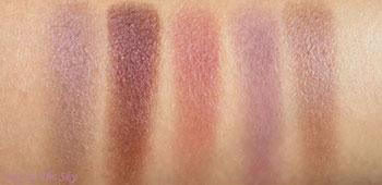 blog beauté morphe brushes passion plum 35p palette avis test swatch