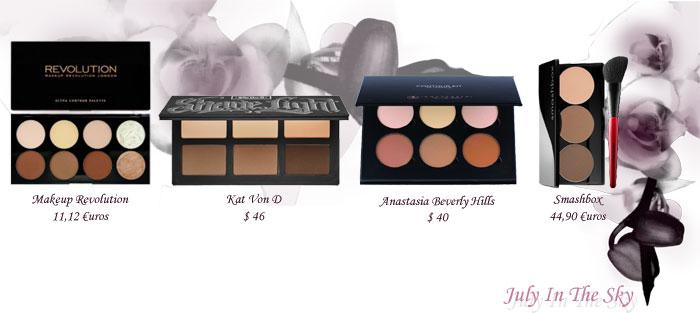 blog beauté mon vanity make up idéal contouring