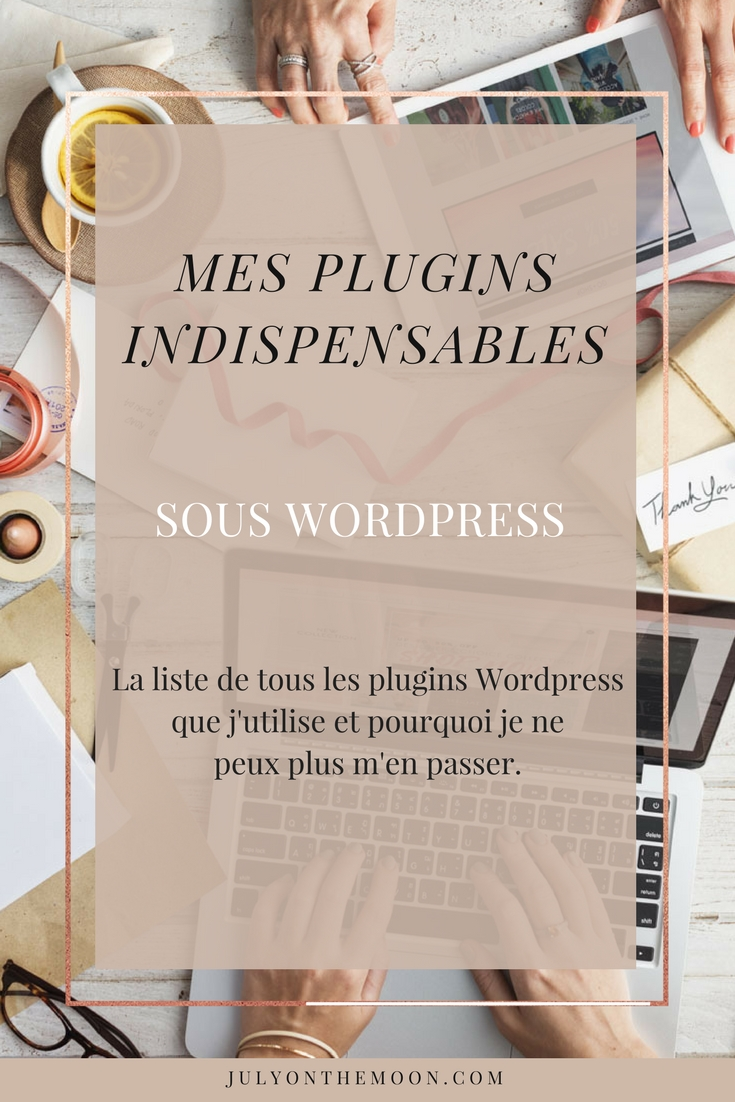 blog webdesign tutoriel wordpress migration plugins indispensables