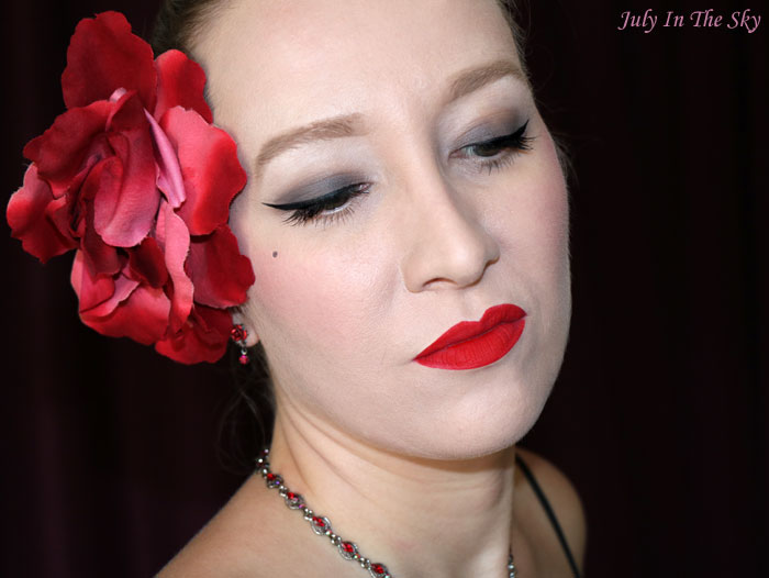 blog beauté make up saint valentin dita von teese