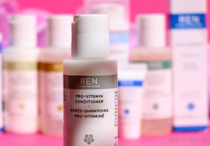 blog beauté ren skincare trousse grab & go Après-shampooing pro-vitaminé