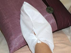 blog beauté holika holika baby silky foot one shot peeling