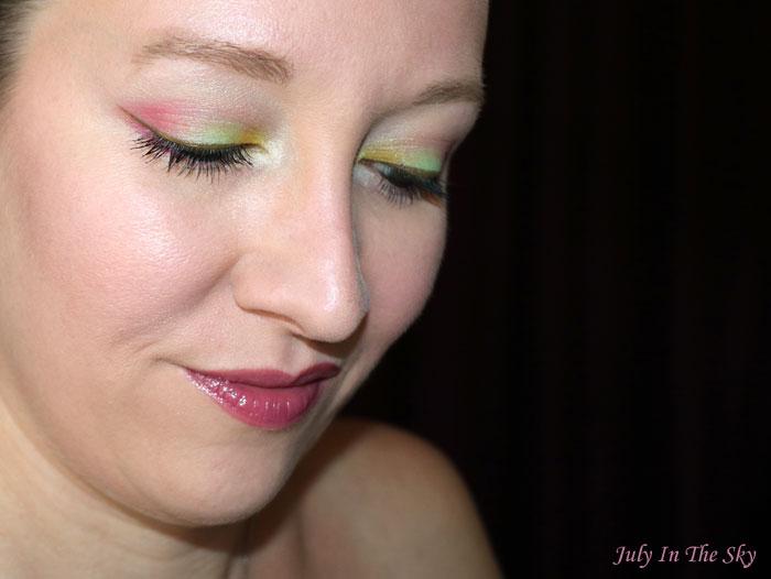 blog beauté BH Cosmetics take me to Brazil