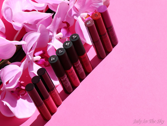 Tag : Crazy About Lipstick