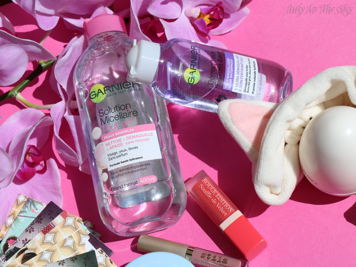 blog beauté favoris solution micellaire garnier demasq'yeux
