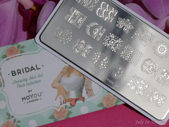 blog beauté nail art plaque stamping moyou