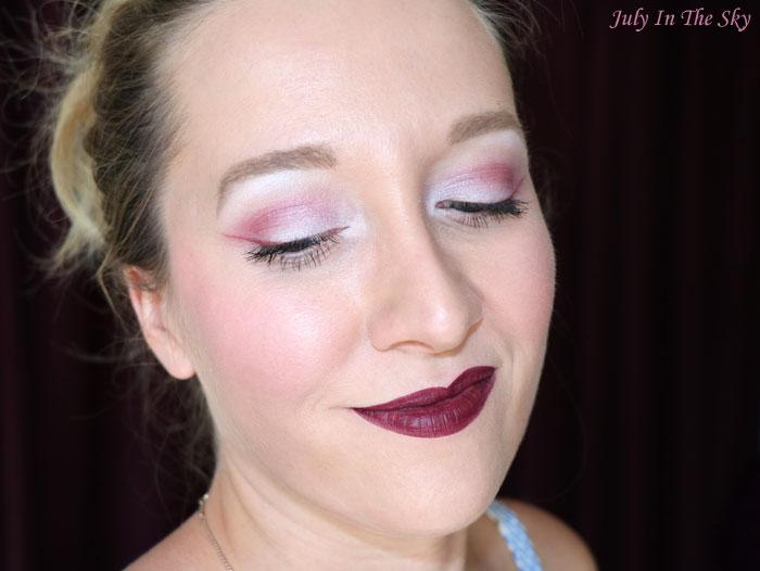 blog beauté nyx soft matte lip cream swatch transylvania