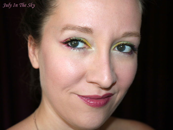 blog beauté nyx butter gloss swatch devil's food cake