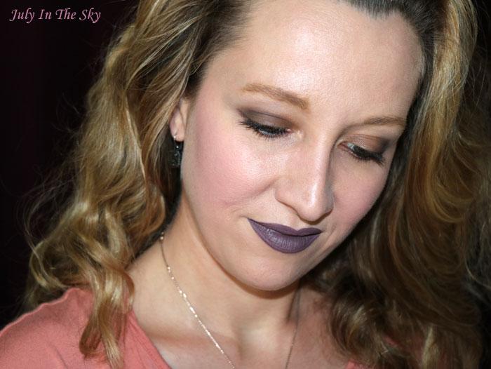 blog beauté hydra matte liquid lipstick gerard cosmetics gravity swatch