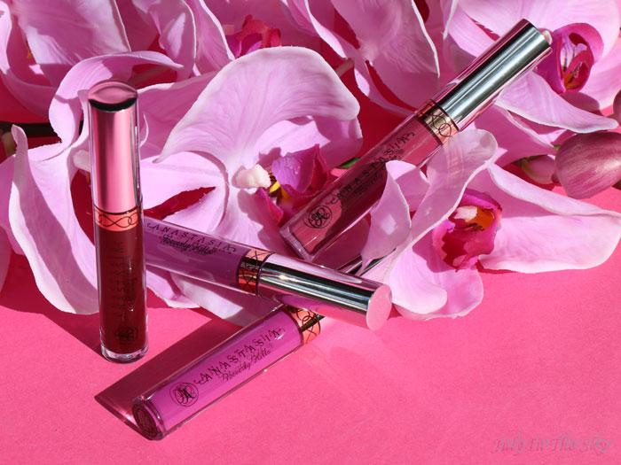 Les Liquid Lipstick d'Anastasia Beverly Hills : mon avis