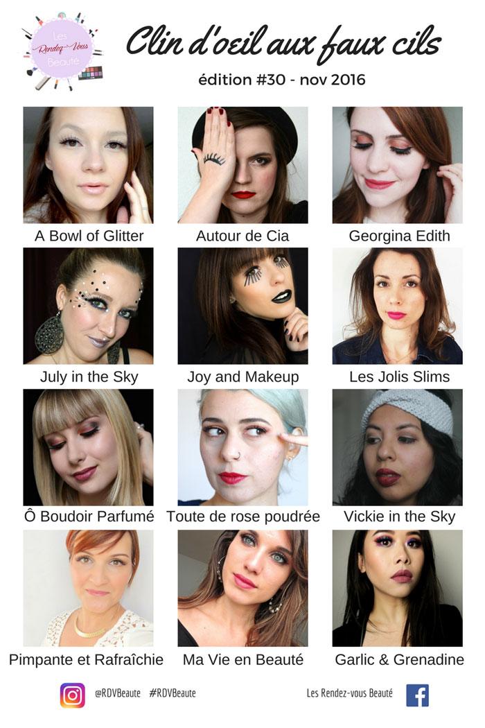 blog beauté rdv beauté clin d'oeil aux faux cils