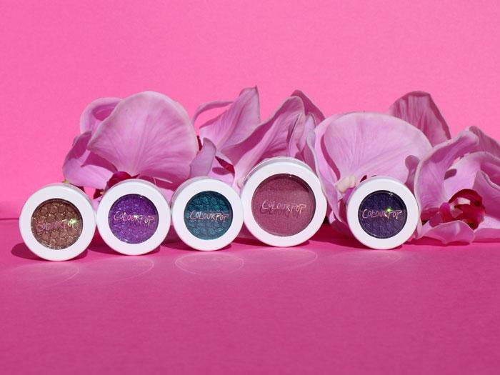blog beauté ColourPop super shock