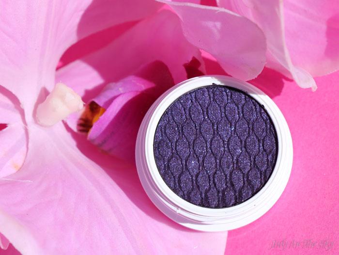 blog beauté ColourPop super shock lace swatch