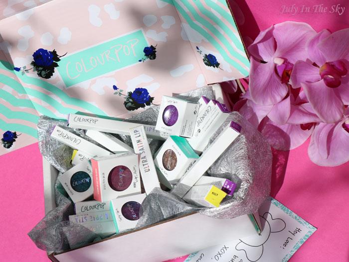 blog beauté ColourPop super shock lippie stix ultra satin lip