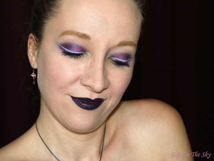 blog beauté colourpop lippie stix avis swatch nevermind