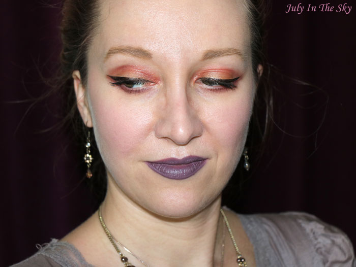 blog beauté colourpop ultra satin lip avis test swatch femme