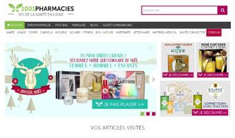 blog beauté livraison frais expédition dom tom 1001 pharmacies
