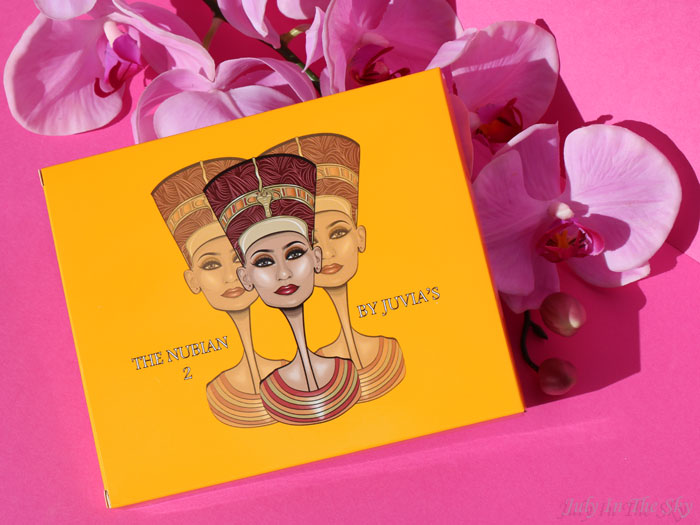 blog beauté juvias place the nubian 2 avis swatch