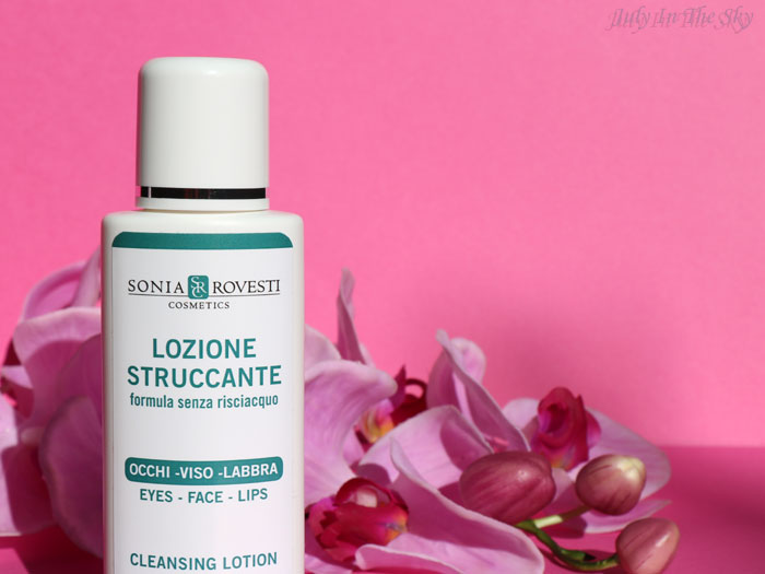 blog beauté sonia rovesti lotion demaquillante