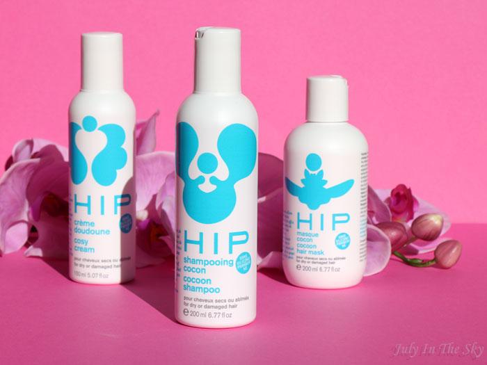 blog beauté hip shampooing cocon