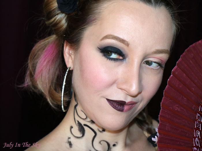 blog beauté RDV beauté double make-up clair obscur
