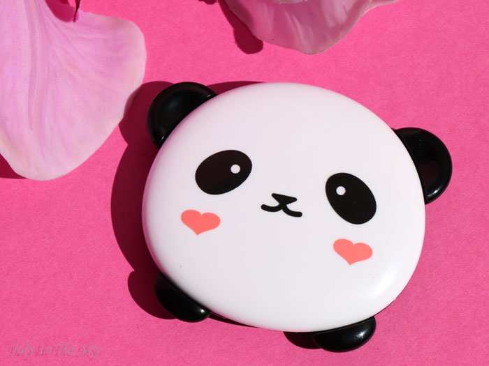 blog beauté tonymoly panda's dream dual lip and cheek