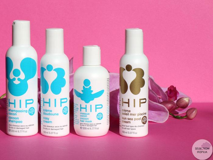 HIP Hip Hip Hourra : ma routine capillaire cocon (+ Concours)