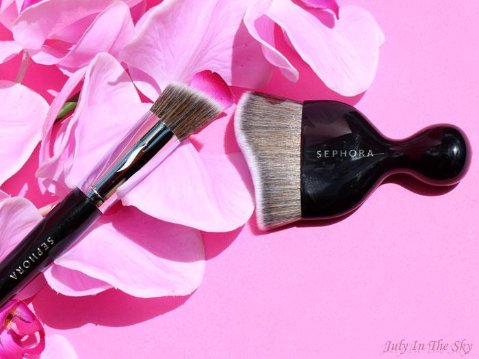 blog beauté pinceau sephora pro contouring blush 75 kabuki 82