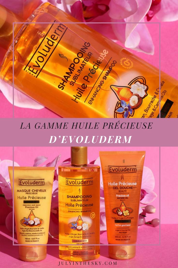 blog beauté evoluderm huile precieuse