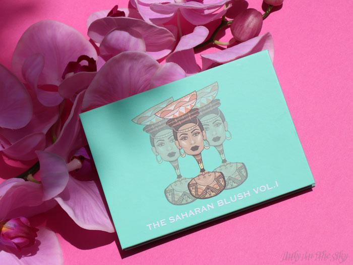 blog beauté juvia's place the saharan blush palette vol.1
