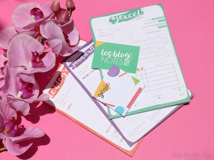 blog beauté organisation bloguer Les Blog' Notes