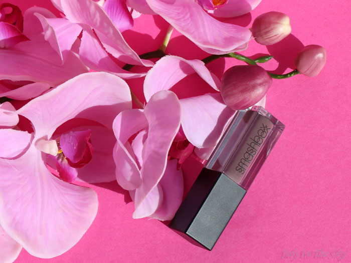 blog beauté Always On Liquid Lipstick Chill Zone Smashbox