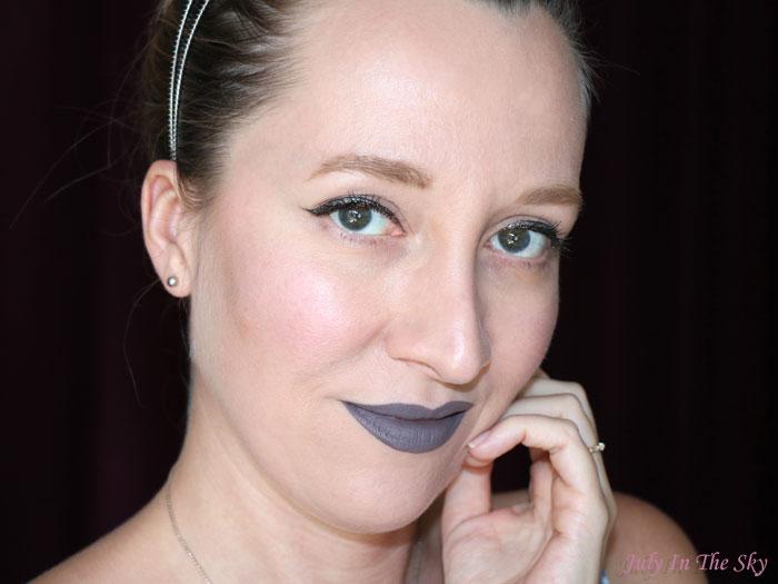 blog beauté Always On Liquid Lipstick Chill Zone Smashbox