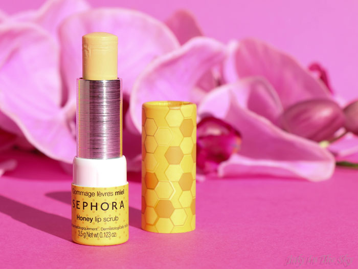 blog beauté made in sephora gommage lèvres miel